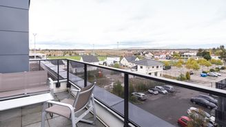 Appartement mit 2 Schlafzimmern und Terrasse, für 6 Personen
